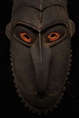 Old Brag Mask - Madang Province Papua New Guinea 1970's