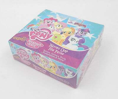 my Little Pony - Trading Card Fun Packs - Booster Display englisch - NEU/OVP New