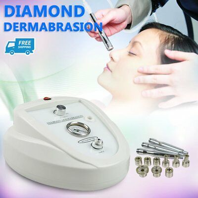 Diamond Dermabrasion Microdermabrasion Machine Skin Peel Face Lift Beauty Care A