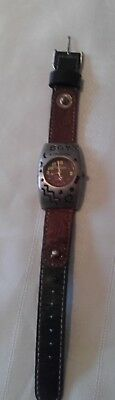 Collectable Boy London 31-W watch Japan movement circa 1990s working