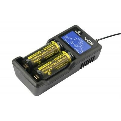 XTAR Chargeur VC2