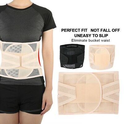 Postpartum Belly Wrap Belt Pregnancy Recovery Girdle Corset Waist Trainer Bands