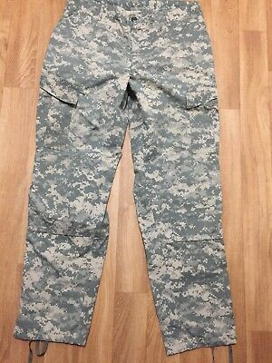 "Genuine (afghanistan) ACU' U.S Army Pants Large 39"" Waist"