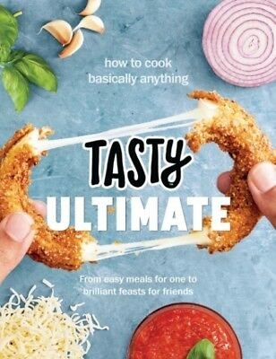 Tasty Ultimate Cookbook by Buzzfeed's Tasty (NEW Hardback)