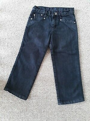 Boys Armani Jeans Age 4 Years