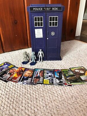 Doctor Who - Rare 2006 - Tardis Card Holder