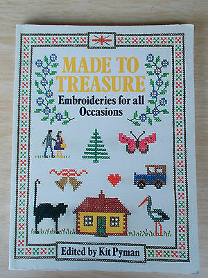 Made To Treasure~Embroideries For All Occasions~Quilts~Samplers~House & Home...