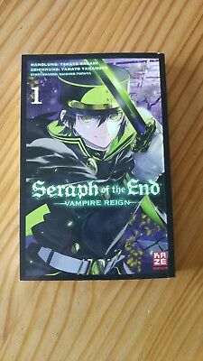 Seraph of the End, Vampire Reign, Band 1 Manga