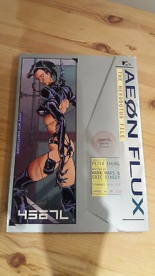 Aeon Flux The Herodotus File - MTV Manga Comic Book