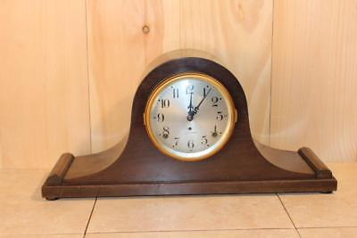 Antique Seth Thomas 8 Day Chime Clock In Running Condition * Very Elegant *