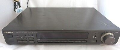 Technics ST-GT650 Stereo Synthesizer AM/FM Tuner
