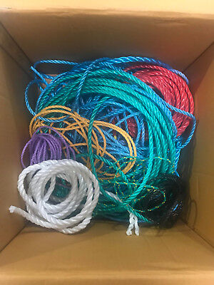 Sporting Goods Random Spools Coloured Craft Bakers Twine Cotton And Jute String 5kg Job Lot Ebay Motors