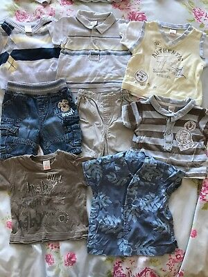 Bundle Of Newborn Boys Clothes From Next