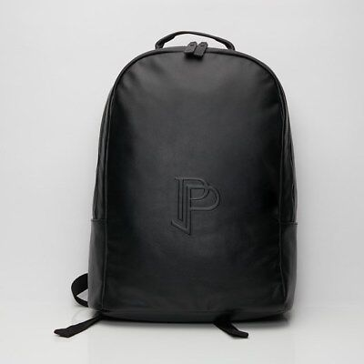 ADIDAS PAUL POGBA Backpack 100% Leather Very Limited Edition CW6966 ... bd0fb53c5e4a5