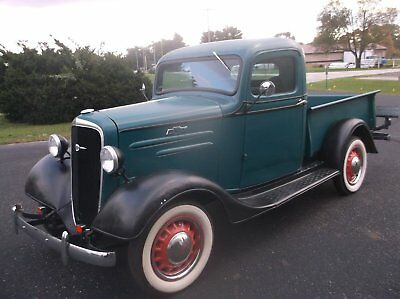 1936 Chevrolet Other Pickups other 1936 Chevy Short Box, Extra Clean Rust Free Native Texas Truck