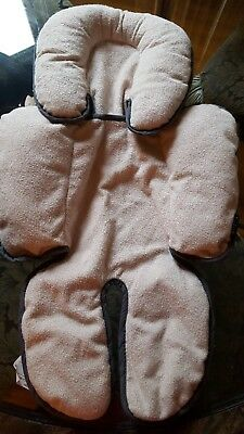 Britax Baby Head & Body Support Pillow for Carseat or Stroller