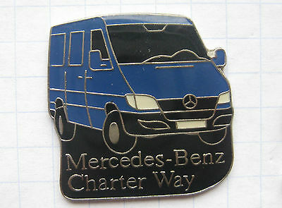MERCEDES BENZ / CHARTER WAY  ................ Auto-Pin (116i)