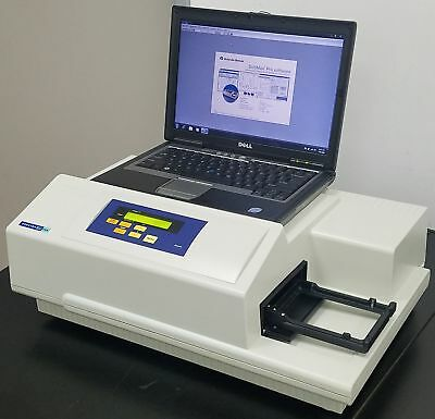 Warranty Molecular Devices SpectraMax 190 Absorbance Microplate Reader j2