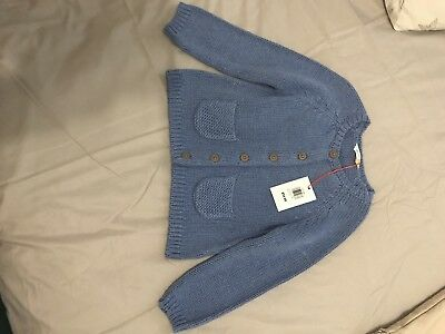 Girls Knitted Cardigan 12-18 Months