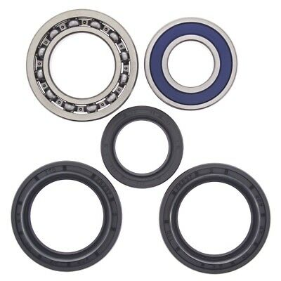 All Balls Rear Wheel Bearing Seal Kit for Yamaha YFM400 Big Bear 4WD 00-06