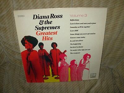 Diana Ross & The Supremes-Greatest Hits Vol.3,LP ca.1975
