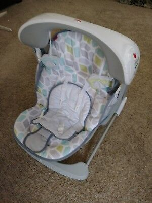 Fisher-Price Deluxe Take-Along Swing and Seat baby swing portable travel infant