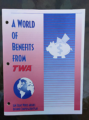 A World of Benefits From TWA