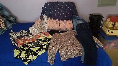 Used womens clothing lot size large and xl