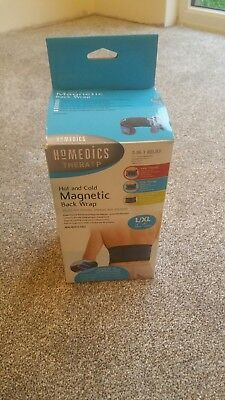 Homedics Hot And Cold Magnetic Back Wrap