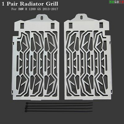 Motorcycle Radiator Grill Water Cooler Guard Cover For BMW R 1200 GS 2013-2017