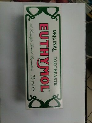 Euthymol Toothpaste 75ml, NEW