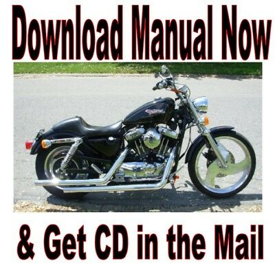 harley davidson softail 2007 factory service repair manual