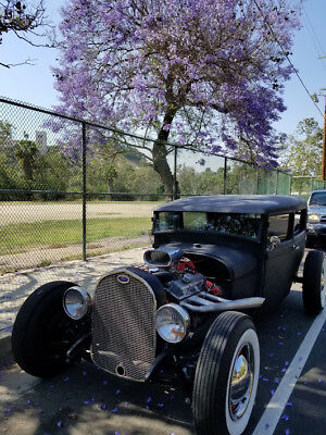 1928 Ford Model A Tudor Ford 1928 Model A Tudor Hot Rod Rat Rod