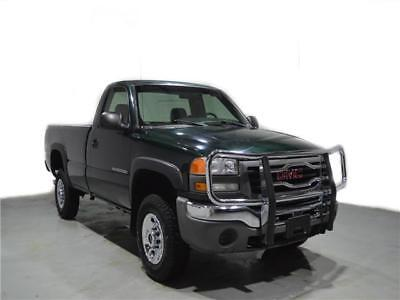 2006 Sierra 2500 -- 2006 GMC Sierra 2500HD Work Truck $1 NO RESERVE AUCTION