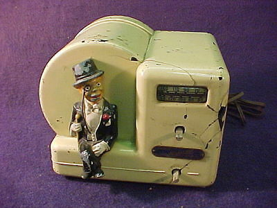 """1938 Majestic """"Charlie McCarthy"""" Tube Radio Model 1 For Parts or Restore"""