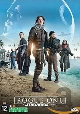 DVD *** STAR WARS - ROGUE ONE ***  ( Neuf sous blister )