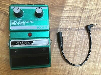 DOD FX25 Evelope Filter Vintage Auto Wah Effects Pedal