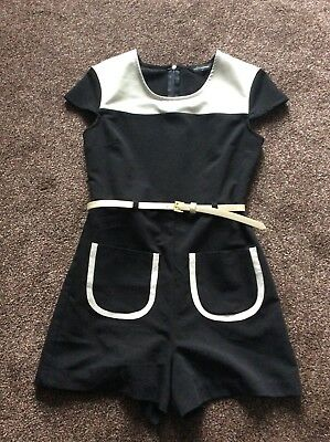 girls playsuit size 6