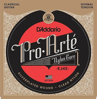 D'Addario Pro-Arte Classical Guitar Strings - Norm