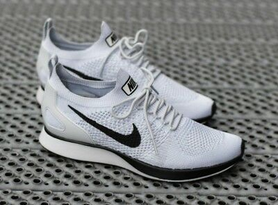 9820753f5fe53 Nike Air Zoom Mariah Flyknit Racer Running Trainers Uk Size 6 Bnib Mens Boys