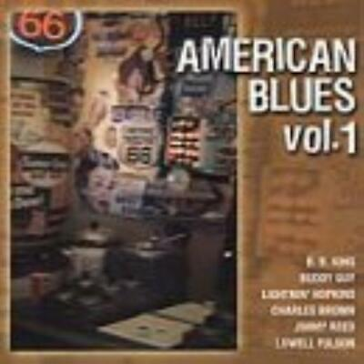 Various Artists : American Blues 1 CD