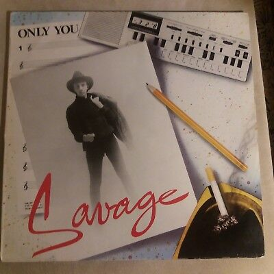 LP Savage Only You-1984-MIX 195