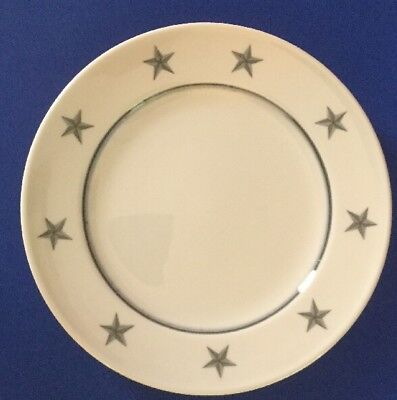 United States Lines Salad/Luncheon Plate