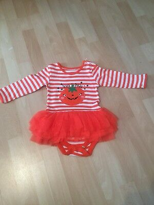 Baby Girls Halloween Outfit 9-12