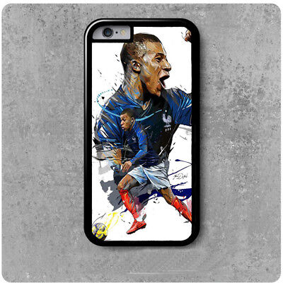 coque iphone 5 mbappe