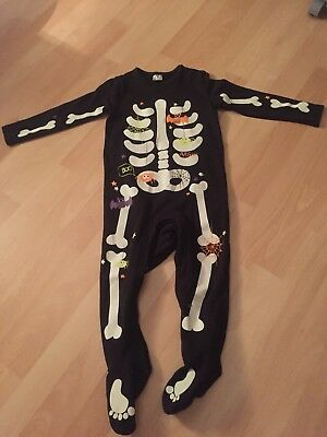 Toddler Halloween Outfit 18-25 Months