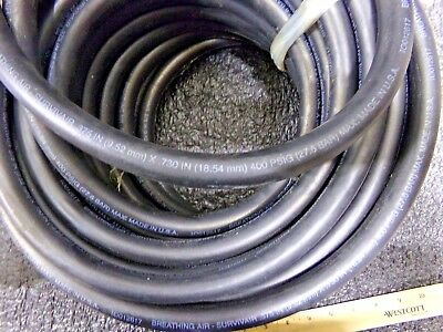 HONEYWELL 930864, (SAR) Air Hose, 400 psi, Black 100FT. (TJ)