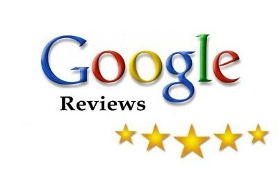5 Star Google Reviews for Business. SATISFACTION GUARANTEED!