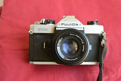 Fujica STX-1 25mm film Camera