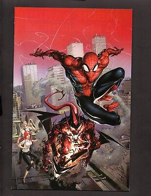 Amazing Spiderman 798 Clayton Crain Comicxposure Connecting Virgin Variant Nm